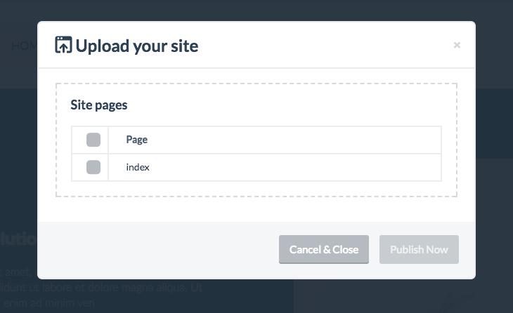 Bloxby - upload to server