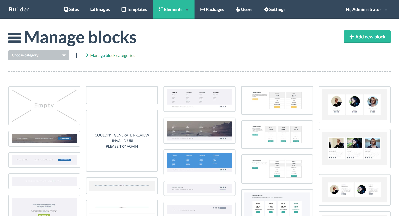 Bloxby Blocks